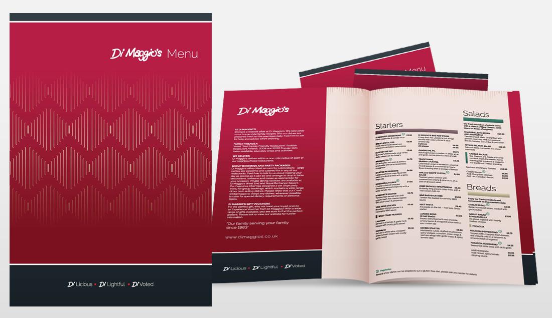 dimaggios-menu
