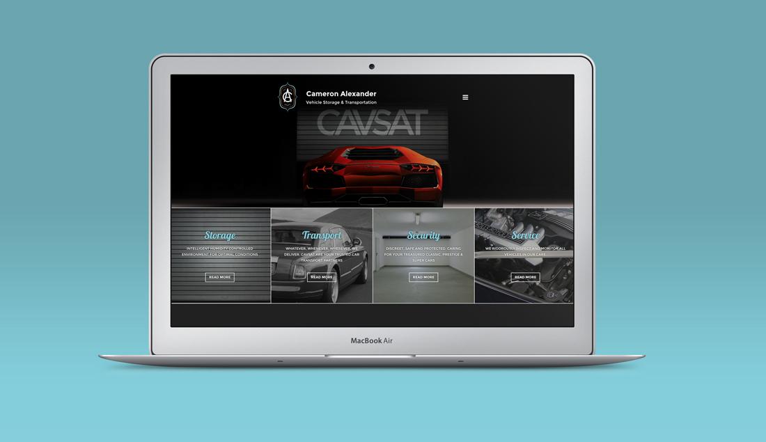 CAVSAT-Homepage